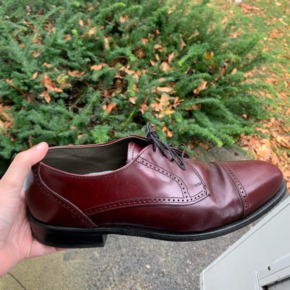 mens cordovan dress shoes